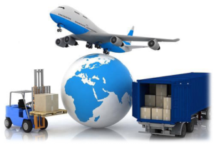 Shipping services in China